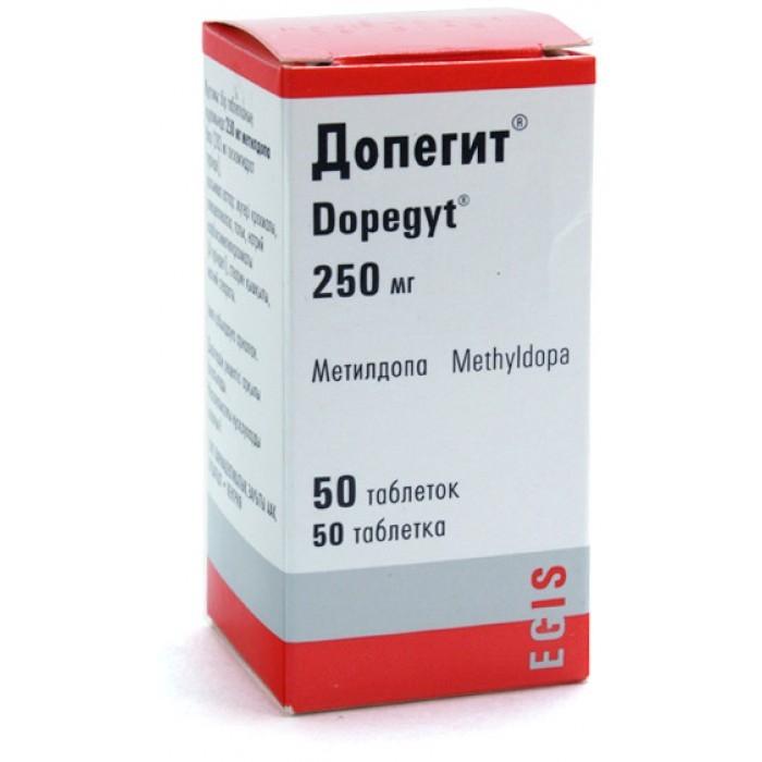 magas vérnyomású dopegit)