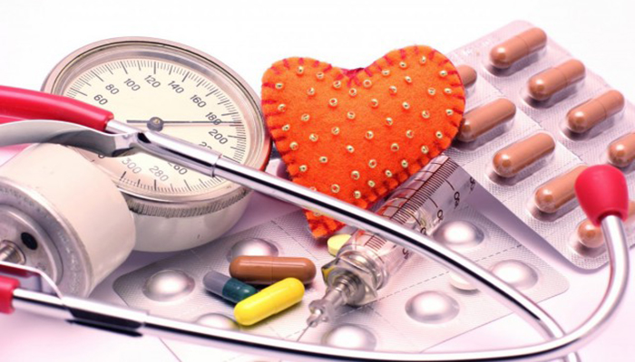 hogyan tudja legyőzni a magas vérnyomást maga
